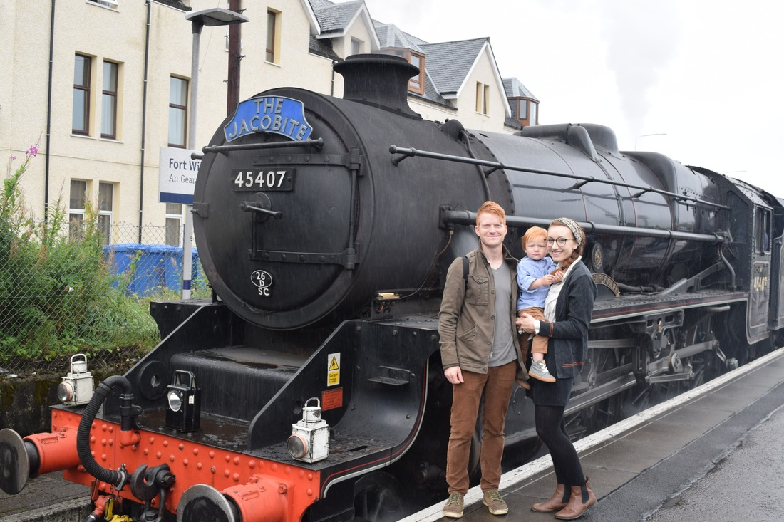 5 tips for riding the Jacobite Steam Engine